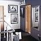 Peinture murs et boiseries DULUX VALENTINE Crème de couleur gris building satin 1,25L