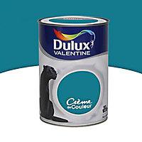 Peinture murs et boiseries Dulux Valentine Crème de couleur acapulco satin 1,25L