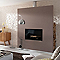 Peinture murs et boiseries DULUX VALENTINE Crème de couleur taupe satin 1,25L