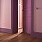 Peinture murs et boiseries Dulux Valentine Crème de couleur figue satin 2,5L