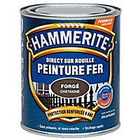 Peinture Fer antirouille Châtaigne forgé 750ml