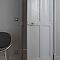 Peinture glycéro boiseries Dulux Valentine gris alpaga satin 0,5L