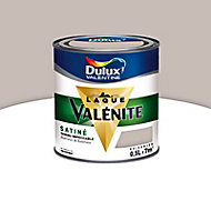 Laque Valénite Dulux Marron glacé satin 0,5L