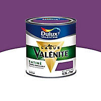 Laque Valénite Dulux Prune satin 0,5L