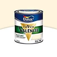 Laque Valénite Dulux Zéphir ivoire satin 0,5L