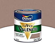 Laque Valénite Dulux Taupe satin 0,5L