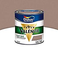 Laque Valénite Dulux Taupe satin 0,5L