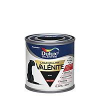 Laque Valénite Dulux noir brillant 0,125L