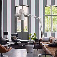 Peinture murs et boiseries Dulux Valentine Couture gris anglais satiné 0,5L