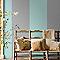 Peinture murs et boiseries Dulux Valentine Couture ruban bleu satiné 0,5L