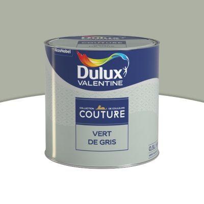 Peinture Murs Et Boiseries Dulux Valentine Couture Verte De