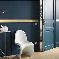Peinture murs et boiseries Dulux Valentine Couture plume de paon satiné 0,5L