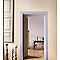 Peinture murs et boiseries DULUX VALENTINE Couture mousseline parme satiné 0,5L