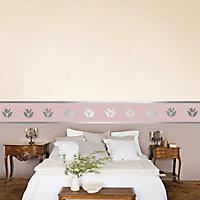 Peinture murs et boiseries Dulux Valentine Couture lin écru satiné 2L