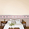 Peinture murs et boiseries DULUX VALENTINE Couture rose organza satiné 2L