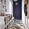 Peinture murs et boiseries DULUX VALENTINE Couture bleue stone satiné 2L