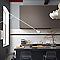 Peinture murs et boiseries Dulux Valentine Couture rouge boléro satiné 2L
