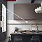 Peinture murs et boiseries DULUX VALENTINE Couture fil d'étain satiné 1L