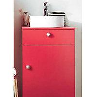 Peinture meubles framboise brillant JULIEN 0,75L