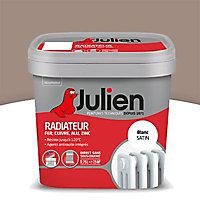 Peinture radiateur taupe satin JULIEN 0,75L