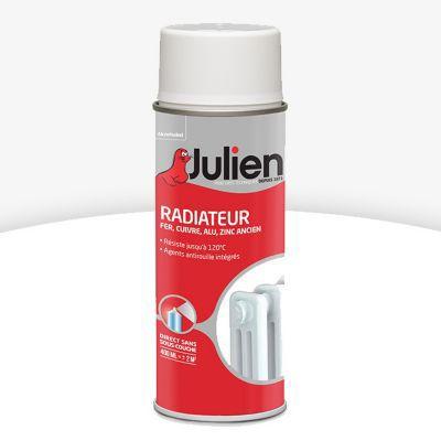 Peinture Radiateur Blanc Satin Julien 0 4l Castorama
