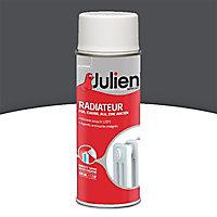 Peinture radiateur poivre satin JULIEN 0,4L