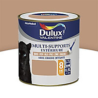 Peinture multi-supports extérieur Dulux Valentine iroko satin 0,5L