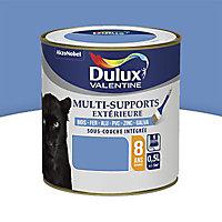 Peinture multi-supports extérieur Dulux Valentine bleu provence 0,5L