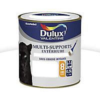 Peinture multi-supports extérieur Dulux Valentine blanc satin 0,5L
