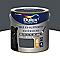Peinture multi-supports extérieur DELUX VALENTINE gris sombre satin 2L