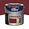 Peinture multi-supports extérieur DULUX VALENTINE rouge basque satin 2L