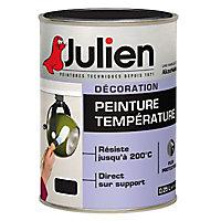 Peinture haute température 200°C Julien alu 0,25L