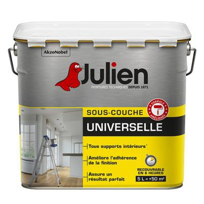 Sous-Couche Universelle Multi-Supports Julien 5L | Castorama