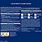 Peinture cuisine et salle de bain Dulux Valentine Color resist bleu indien satin 0,75L