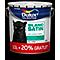Peinture murs, plafonds et boiseries DULUX VALENTINE blanc satin 10L + 20% gratuit