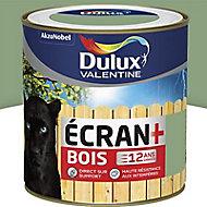 Peinture bois extérieur Dulux Valentine Ecran+ vert provence satin 0,5L