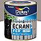 Peinture fer antirouille Dulux Valentine Ecran+ terre cendrée brillant 0,5L