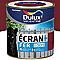 Peinture fer antirouille DULUX VALENTINE Ecran+ rouge basque brillant 0,5L