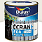 Peinture fer antirouille DULUX VALENTINE Ecran+ blanc pur brillant 0,5L