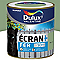 Peinture fer antirouille DULUX VALENTINE Ecran+ vert provence brillant 0,5L