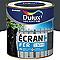 Peinture fer antirouille DULUX VALENTINE Ecran+ Anthracite brillant 0,5L
