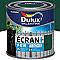 Peinture fer antirouille DULUX VALENTINE Ecran+ vert basque brillant 0,25L