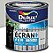 Peinture fer antirouille DULUX VALENTINE Ecran+ gris clair brillant 0,25L
