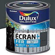 Peinture fer antirouille Dulux Valentine Ecran+ anthracite brillant 0,25L