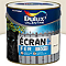 Peinture fer antirouille DULUX VALENTINE Ecran+ blanc crème brillant 2L