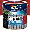 Peinture fer antirouille DULUX VALENTINE Ecran+ rouge agricole brillant 2L