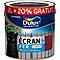 Peinture fer extérieur DULUX VALENTINE anti-rouille rouge brillant 2L+20%