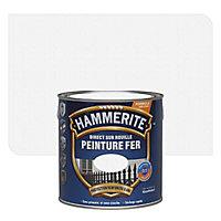 Peinture fer antirouille Hammerite acier brossé forgé 2,5L