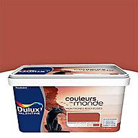 Peinture multi-supports Dulux Valentine Couleurs du monde montagnes rocheuses intense satin 2,5L