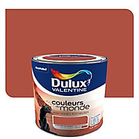 Peinture multi-supports Dulux Valentine Couleurs du monde montagnes rocheuses intense satin 0,5L